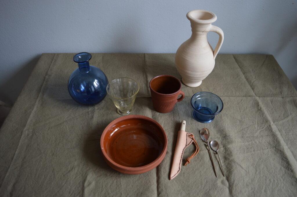 romerskt feastgear